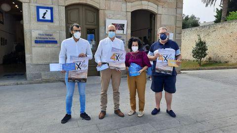 Presentación de la campaña Ribadeo 4x4 de Concello y Acisa
