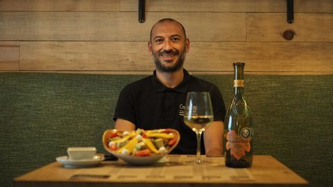 Víctor Alonso, gerente de la Cre.Cotte (Santiago)