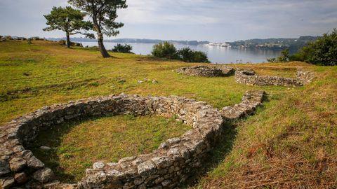Neixón fue uno de los primeros yacimientos intervenidos en Galicia