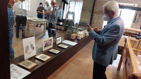 O Museo da Limia recolle manuscritos, documentos e primeiras edicións da obra de Antón Tovar.