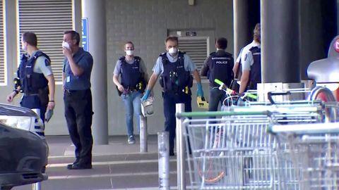 El ataque se produjo en un supermercado