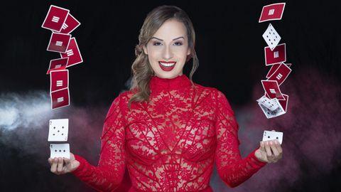 Dania Díaz, maga