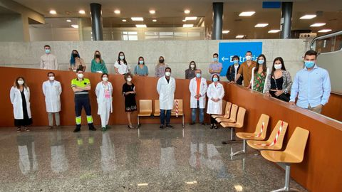 Alumnos de Medicina