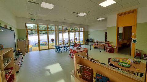 Conexión del aula con el exterior