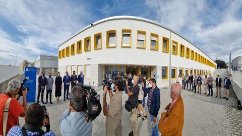 El colegio del Sagrado Corazón de Lugo destaca por su luminosidad