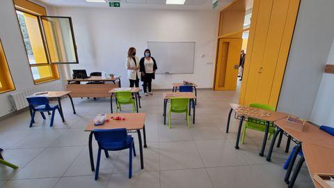 Un aula de primaria