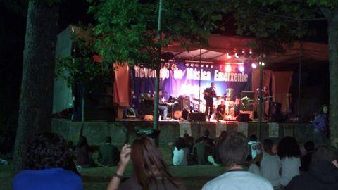 Festival Revoltallo de Valladares, en Vigo.