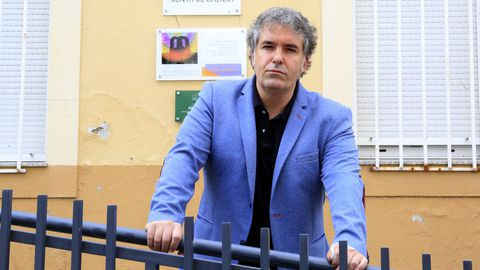 Fernando González, director de ALAR Galicia.