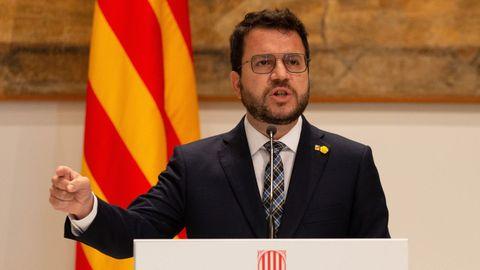 El presidente de la Generalitat este jueves