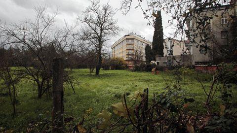 La finca del Conde tendrá una parte edificable y otra dedicada a zona verde