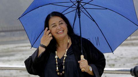 Aïnhoa Mallo, presidenta del Nordés Club Empresarial de A Coruña