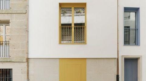 Rehabilitación de edificio para una vivienda de promoción pública en Ourense