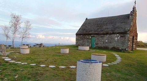 Red de miradores y observatorios en los municipios de Avión, As Neves, Covelo y Ponteareas