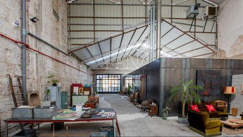 Transformación de una antigua nave para crear el espacio cultural MUR Marxinal