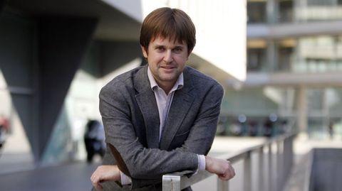 Francisco Menéndez, director da Axencia Galega de Infraestruturas