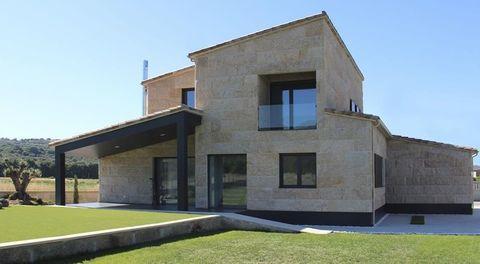 Casa en el lugar de Fiestras (Xinzo)