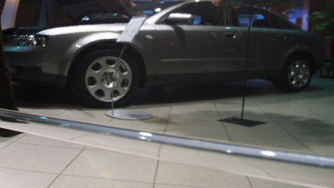 Imagen de archivo de un vehículo de un modelo similar al que cita la Fiscalía en su acusación