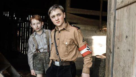 Fotograma del filme «La sala de cristal».