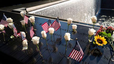 Homenaje en Nueva York en el 20 aniversario del 11S