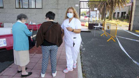Vacunación sin cita en FIMO