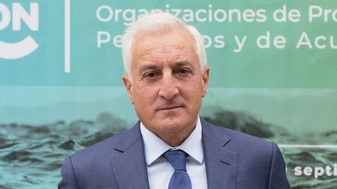 Juan Carlos Martín, gerente de Opromar