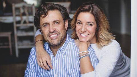 Isabel y Daniel, autores de «Cuentos molones para educar en positivo»