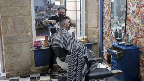 Crazy Barber