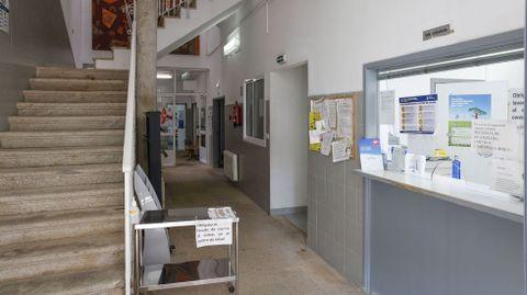 Los centros de salud todavía no han recuperado la normalidad desde la irrupción de la pandemia