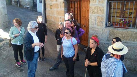 Imagen de archivo sobre un curso de la UNED sobre el Camiño Minhoto-Ribeiro