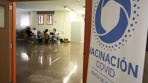Vacunación en el campus