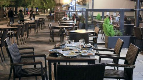 La hotelería de Lugo tuvo que sufrir cierres y restricciones horarias durante el covid