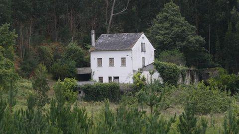 La casa que fue okupada en Fazouro