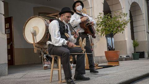 Monifates participará nas actuacións de rúa