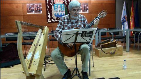 Miro Casabella ofrecerá un concerto o sábado