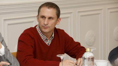 Rafael Sánchez, director de Atención Primaria en Lugo.