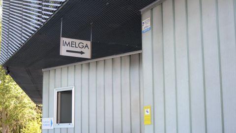 Sede del Imelga en Ourense