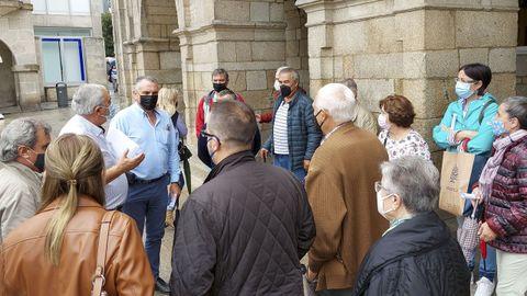 La Federación exigía que todos los representantes vecinales pudiesen participar en la reunión