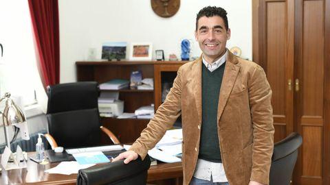 Luis López será el nuevo secretario general del PP de la provincia de Pontevedra