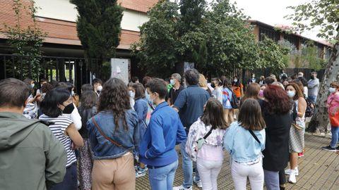 Cerca de doce mil alumnos iniciaron el curso en ESO y Bachillerato