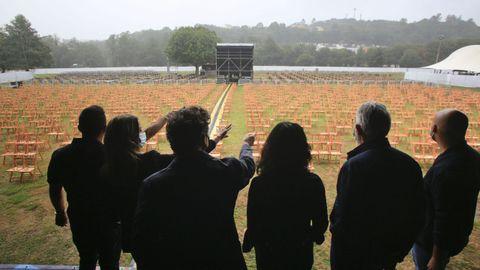 El Caudal Fest se celebrará de jueves a sábado en Lugo