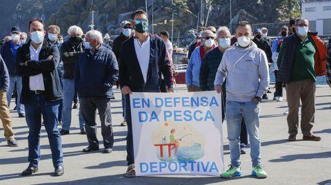 Una movilización anterior en Malpica