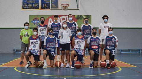Bosco Salesianos, equipo ourensano de la Liga EBA