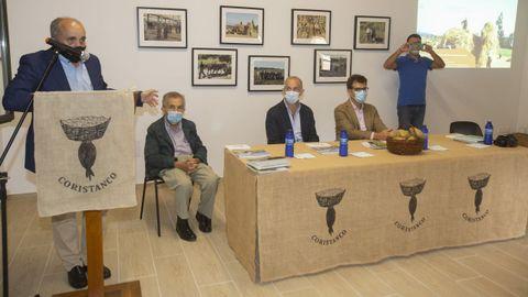 Inauguración de la exposición Anacos do rural