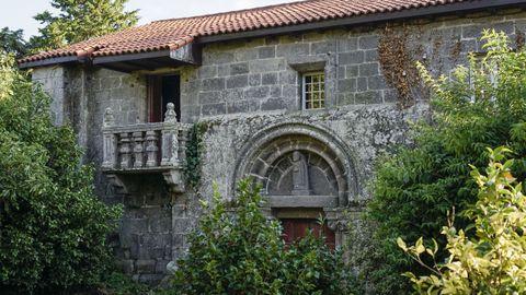 El Priorato de Amoeiro es en la actualidad una vivienda particular