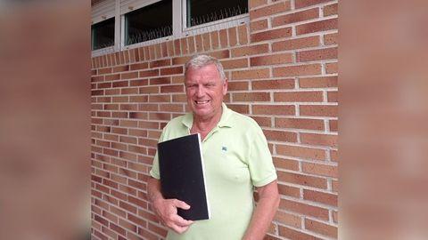 Manuel Ortiz fue uno de los estafados, llegando a perder casi 80.000 euros que aún no ha recuperado.
