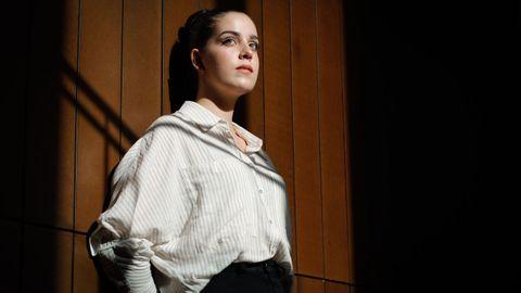 Rosalía Cid es una joven soprano de 24 años.