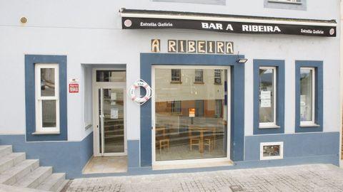Bar A Ribeira, en Foz