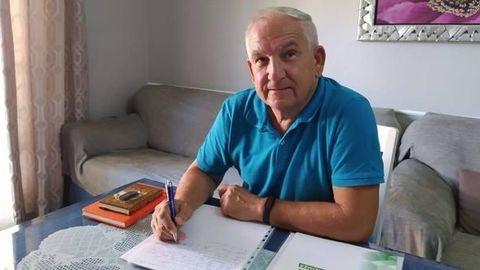 José Antonio García cree que la sociedad «destruye a la persona más rápido que el alzhéimer»