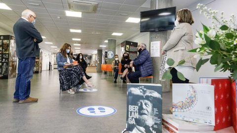 Exposición sobre Berlanga dentro de la Semana del Cine de Lugo.