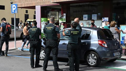 La Guardia Civil ha detenido este lunes a la Noelia de Mingo por agredir con arma blanca a varias personas